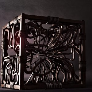 sculpture, forged mild steel, contemporary metalwork